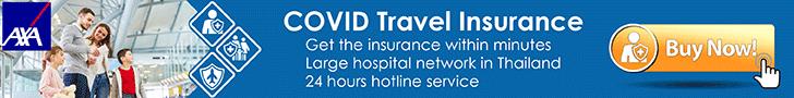 COVID-19 Insurance Thailand