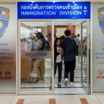 Thai Immigration Offices in Thailand